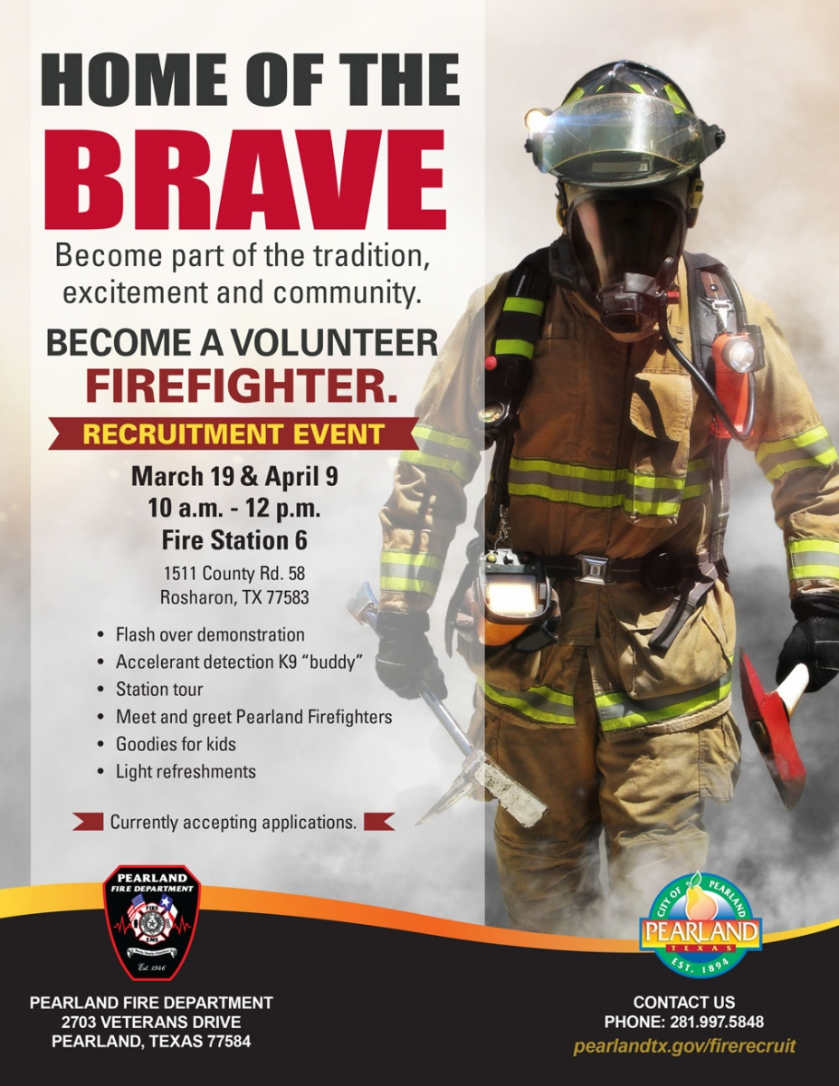 Fire Station 6 Recruitment Event