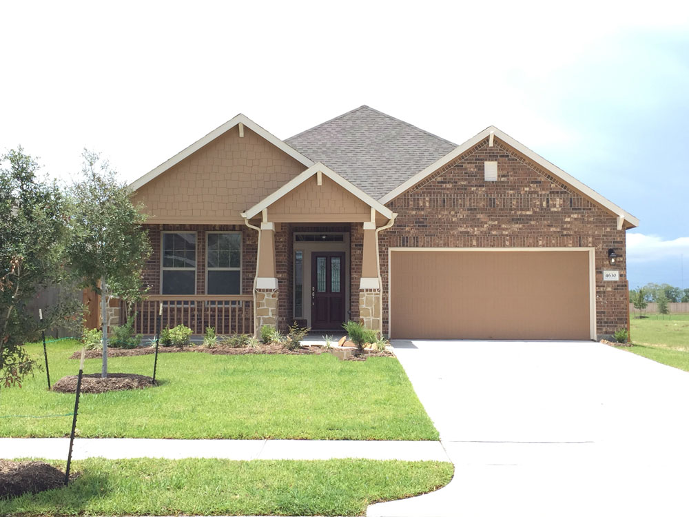 New Homes Near Pearland TX