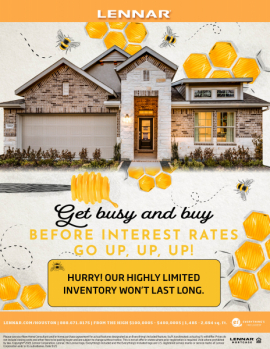 Lennar May Promotion