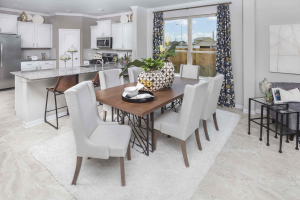 Lennar at Lakes of Savannah Dining Room/Kitchen