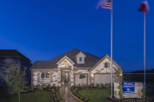 Lennar at Lakes of Savannah Exterior