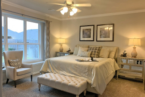 Devon Street at Lakes of Savannah Master Bedroom