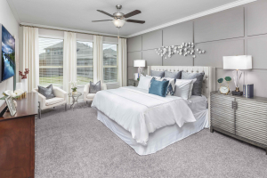 Lennar at Lakes of Savannah Master Bedroom
