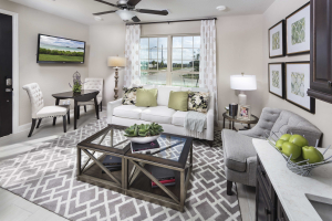 Lennar at Lakes of Savannah Next Gen Living Room