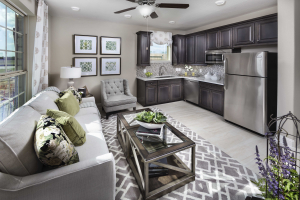 Lennar at Lakes of Savannah Next Gen Kitchen