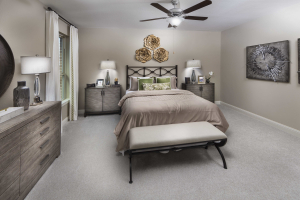 Lennar at Lakes of Savannah Next Gen Master Bedroom