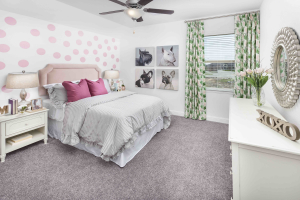 Lennar at Lakes of Savannah Bedroom