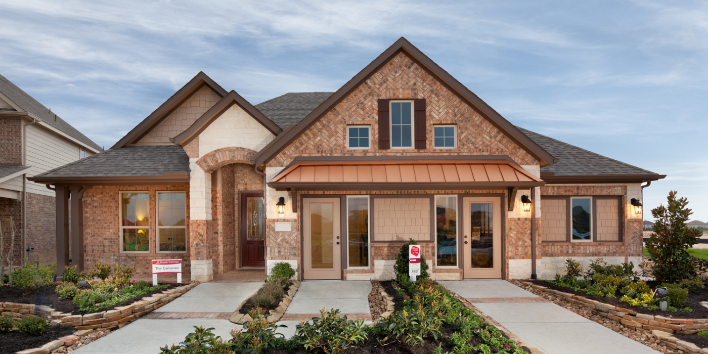 Beazer Homes Near Pearland Lakes Of Savannah