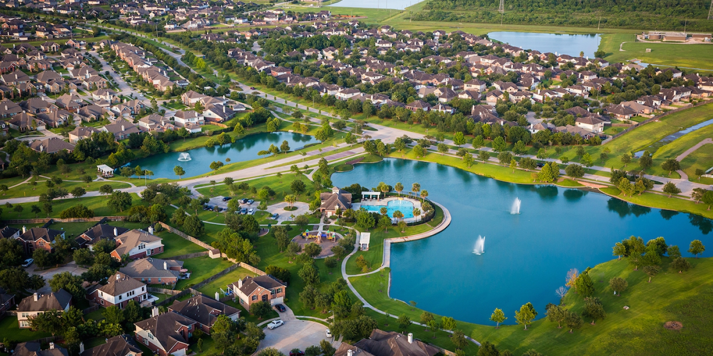 Pearland Community Lakes Of Savannah New Homes For Sale