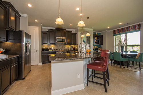 Lennar Opens Two New Model Homes In Lakes Of Savannah